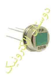 PIR D204B سنسور حرکت